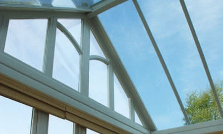 Gable Style Polycarbonate Conservatory Roof