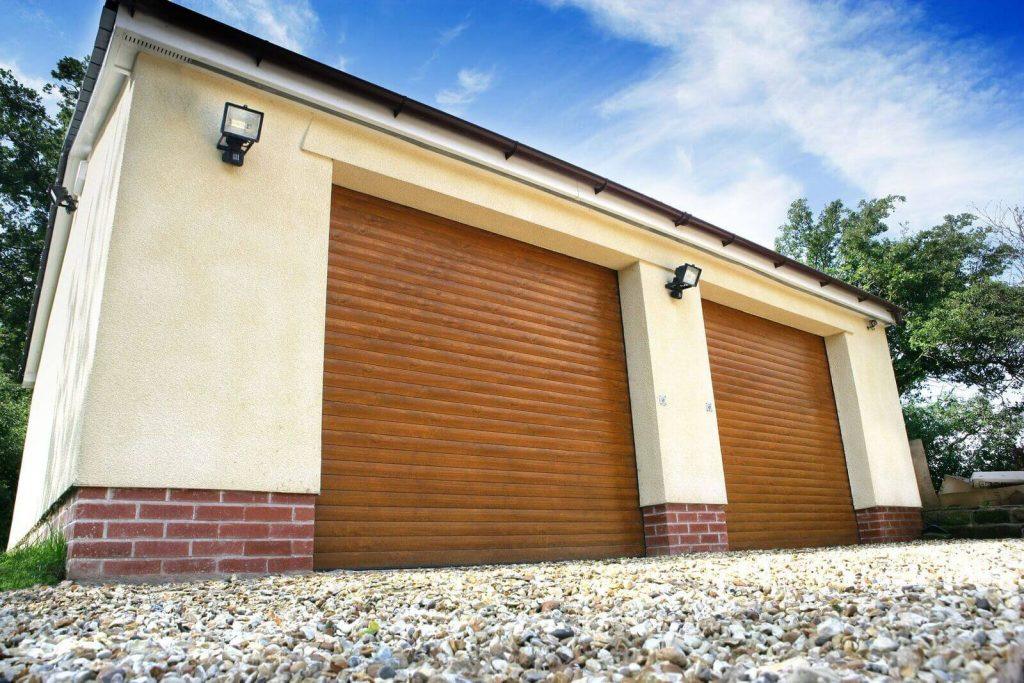 Fitted Seceuroglide Garage Doors We Ll Beat Quotes By 5