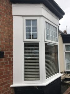 white bay window sunderland tyne and wear