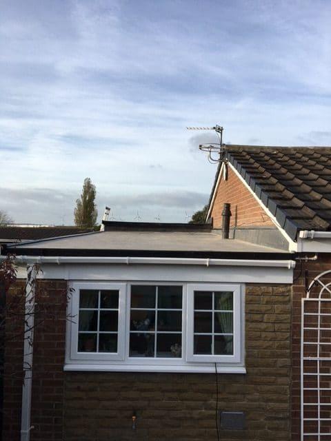 felt roof installation consett county durham