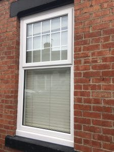 top sash window redcar north yorkshire
