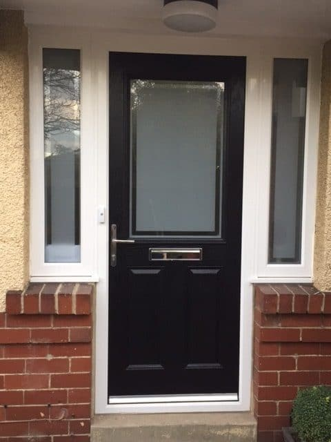 windsor rockdoor tynemouth with side panels