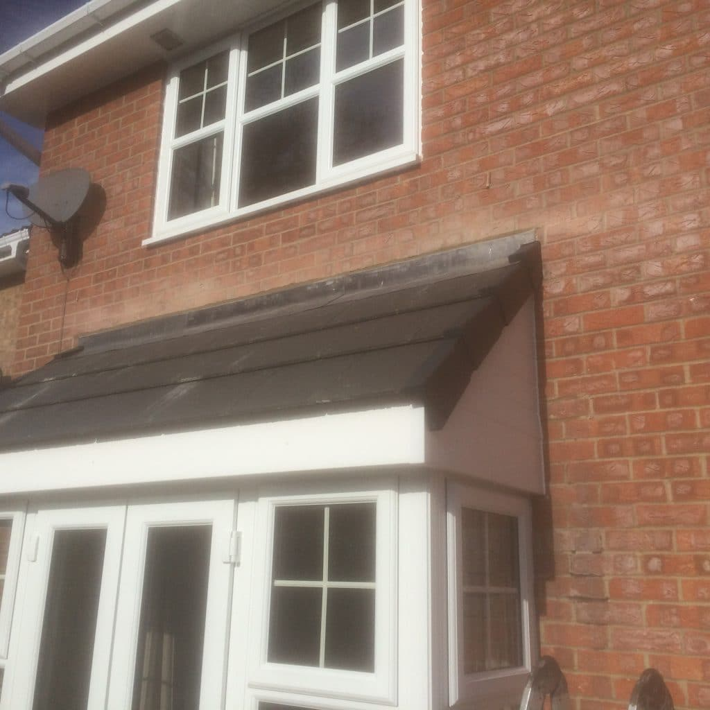 shingle tile roof conversion yarm north yorkshire