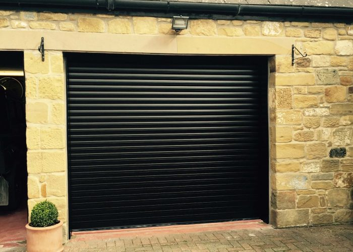 Thermal Roller Garage Door in Beamish
