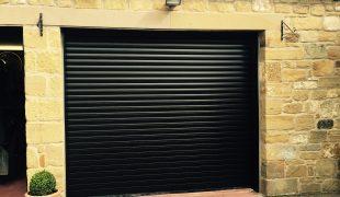 thermal roller garage door beamish